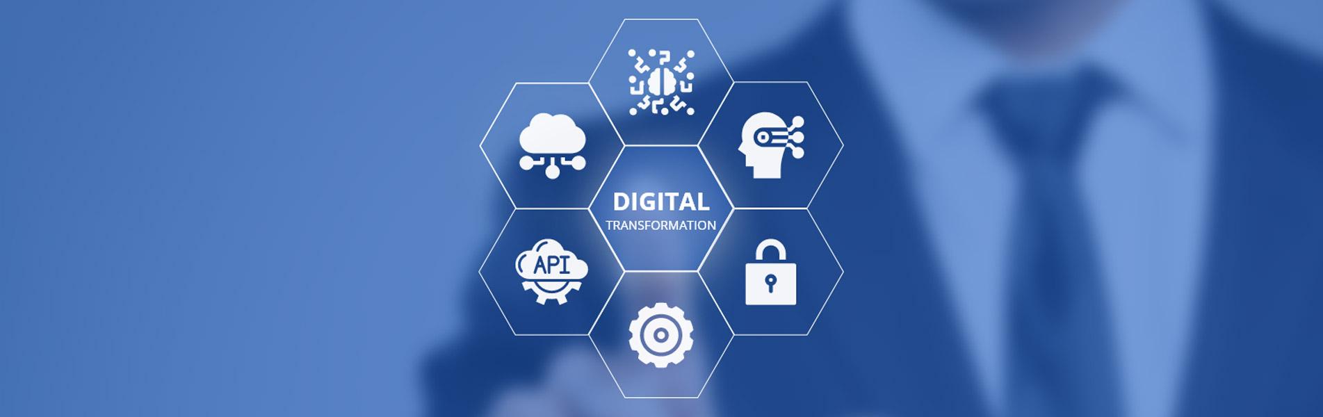 Preparing for digital transformation trends